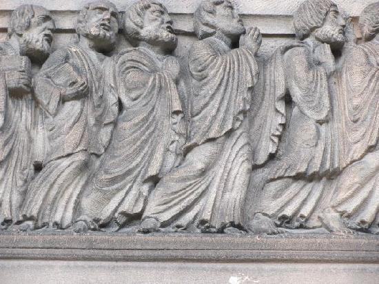 St. Martin: apostles