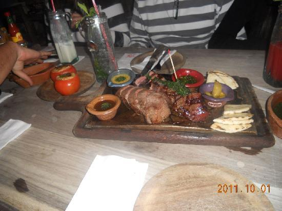 Andres Carne de Res : Awesome beef