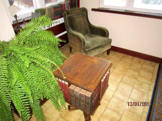 Czerwony Dwor: Old interior