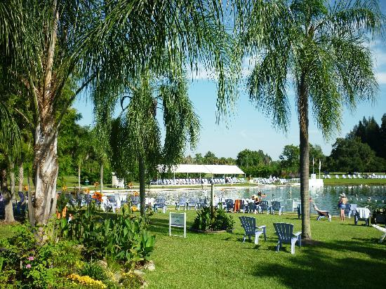 Warm Mineral Springs: Fabulous Day