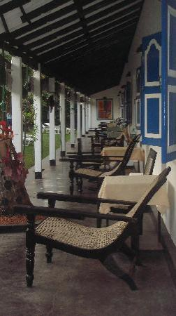 Hotel Susanthas: Non AC rooms