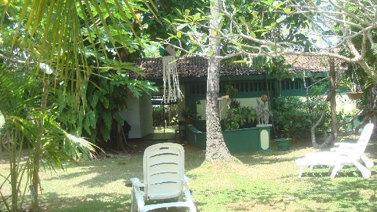 Hotel Susanthas: garden