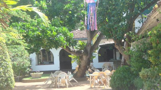 Hotel Susanthas: restaurant