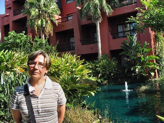 Asia Gardens Hotel & Thai Spa, a Royal Hideaway Hotel : Vegetacion