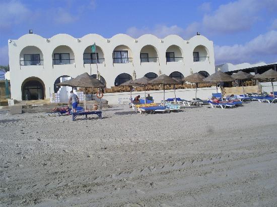 SENTIDO Djerba Beach : from the beach