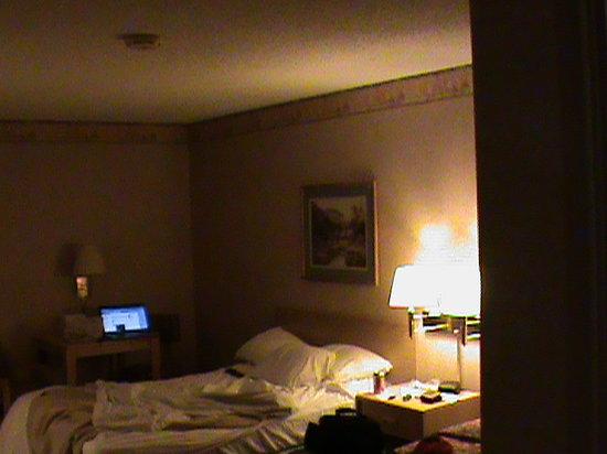 Days Inn Scottsbluff: Room area