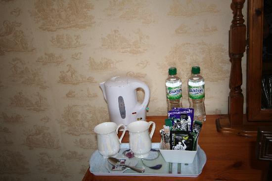 Ash Bank B&B: Tea & Coffee
