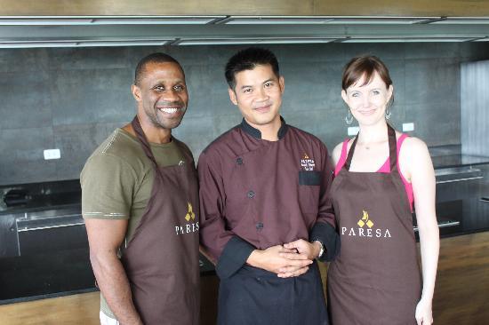 Paresa Resort Phuket: Cooking class!