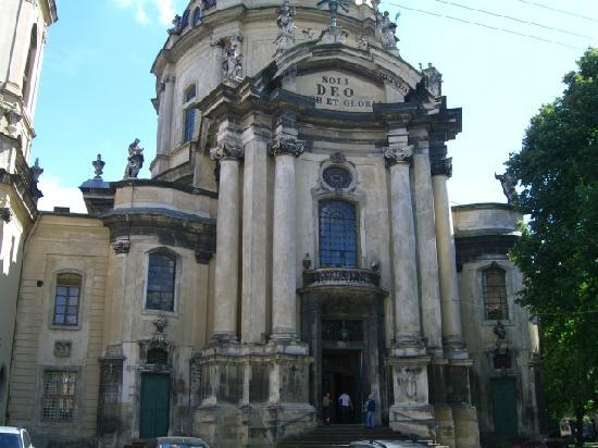 Lviv, Ukraine: Basilica Cristiana