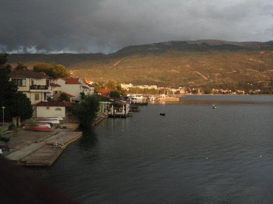 Vila Lucija: View from Villa Lucija
