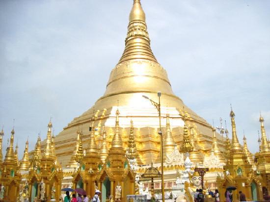 เจดีย์ชเวดากอง: shwedagon