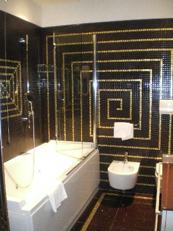 Hotel Ai Due Principi: la baignoire
