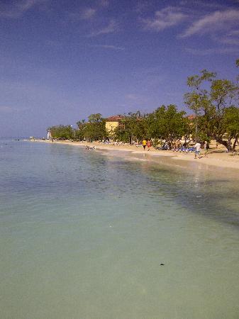 Sandals South Coast: Beachfront