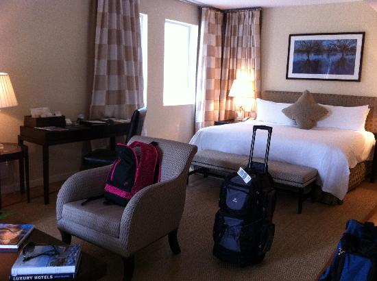 Kimpton Angler's Hotel: the best sleep aide ever!