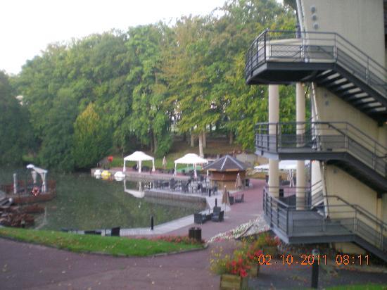 parc picture of forges hotel forges les eaux tripadvisor. Black Bedroom Furniture Sets. Home Design Ideas