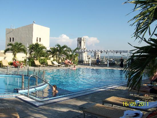 Iberostar Parque Central: pool upstairs