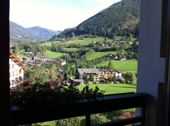 Bad Kleinkirchheim, Austria: Window view
