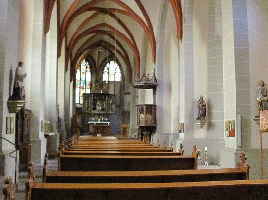 Lorch, Germany: interior