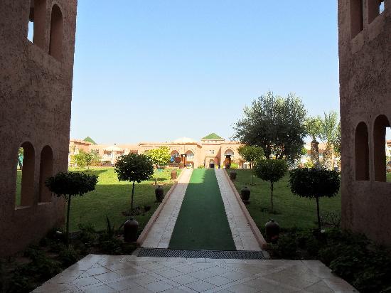 Mogador Palace Agdal: salida a la piscina