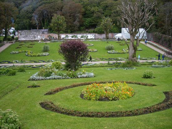 Kylemore Abbey & Victorian Walled Garden: The gardens