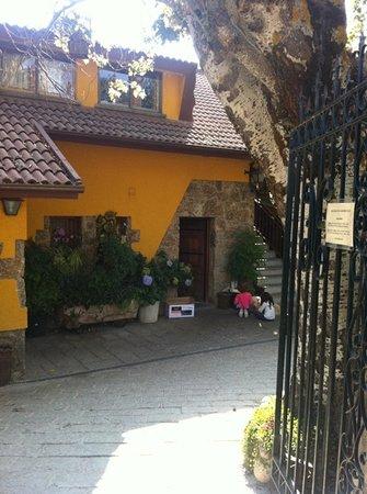 Cercedilla, Spanien: entrada de Los Frutales