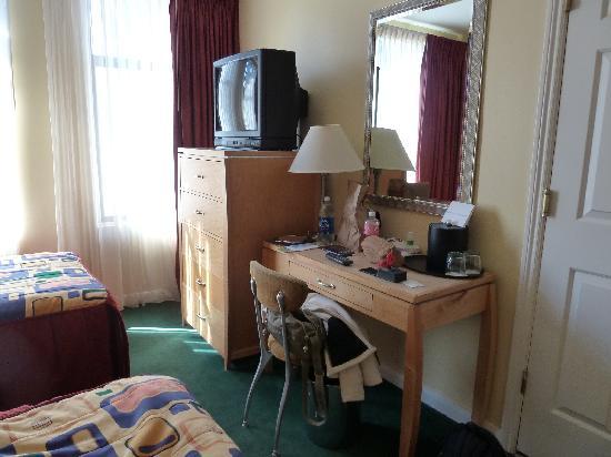 Hotel Bijou: CHAMBRE