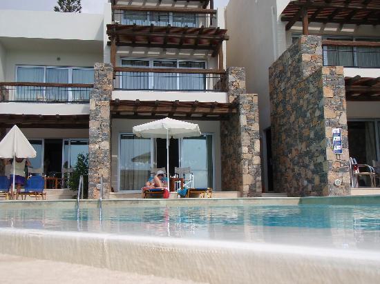 Mirabello Beach & Village Hotel: Bungalow