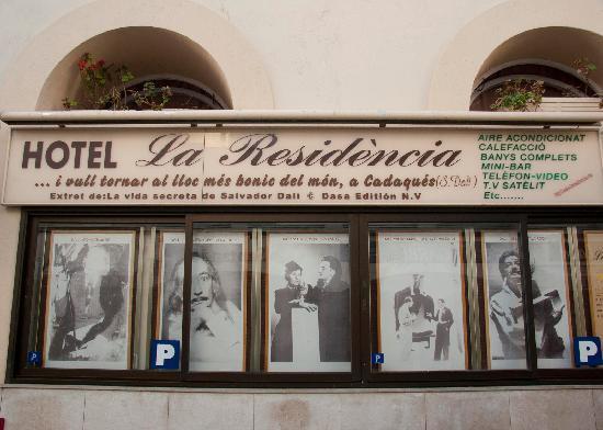 Hotel La Residencia : The Entrance
