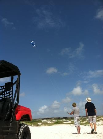 Club Arias B&B: kite surfing lessons