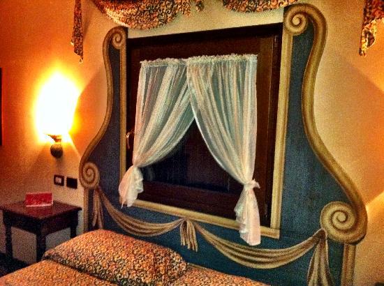 Hotel Villa Madrina: room