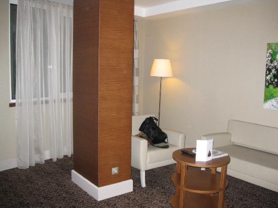 Bera Ankara : living room