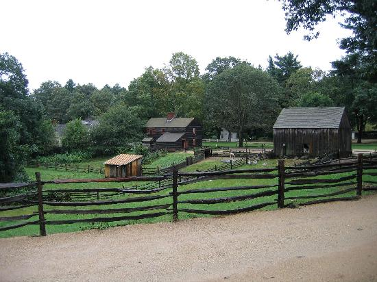 Old Sturbridge Village: OSV Farming