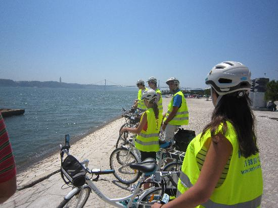 Rent a Fun - Electric Bike tours & Rentals: Great views....