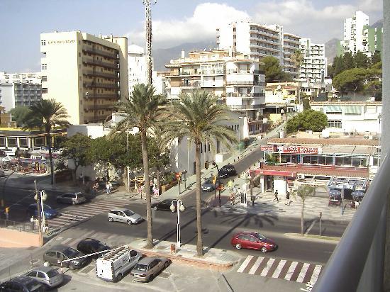 TUI Sensimar Riviera by MedPlaya: View of road from room 513
