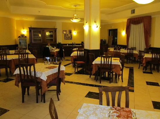Hotel Villa Del Lago: ristorante 2