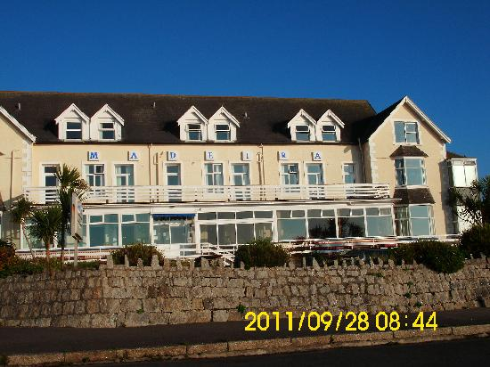 Lovely weather lovely hotel picture of madeira hotel for Lovely hotel