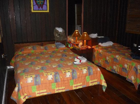 La Baula Lodge: habitación