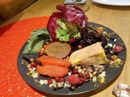 Entr e foie gras photo de la cuisine du dimanche avignon tri - Cuisine du dimanche avignon ...