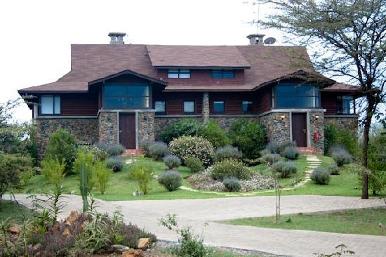 Great Rift Valley Lodge & Golf Resort: private villas