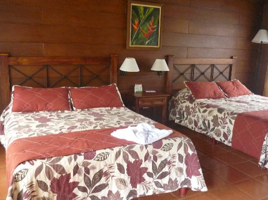 Hotel El Silencio del Campo: habitación