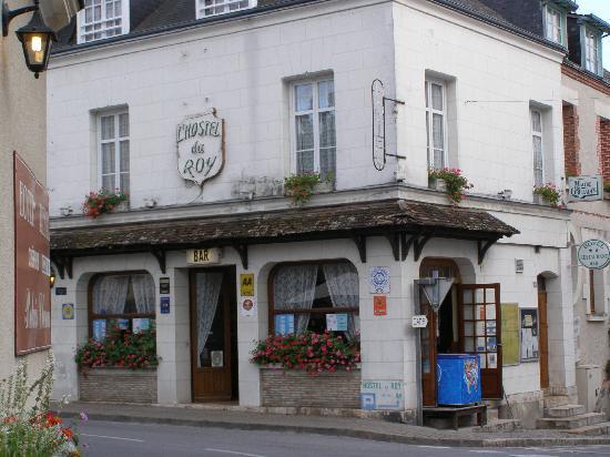 Hostel du Roy: l'hotel