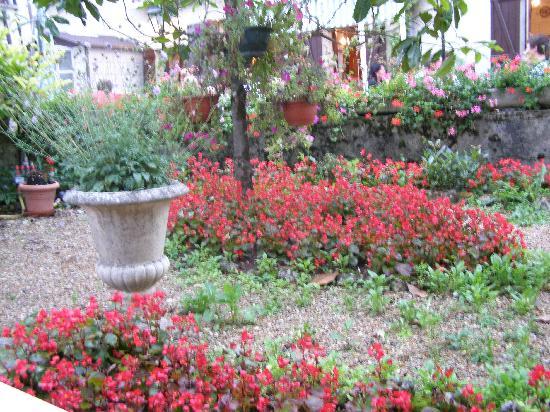 Hostel du Roy: le jardin