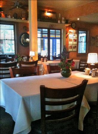 Panama Hotel: restaurant