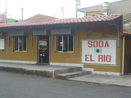 Soda El Rio: Foto exterior