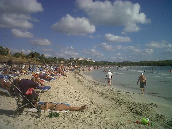 Playamar: Sa Coma Beach