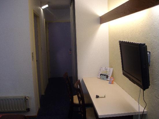 Hotel Dupleix : stanza