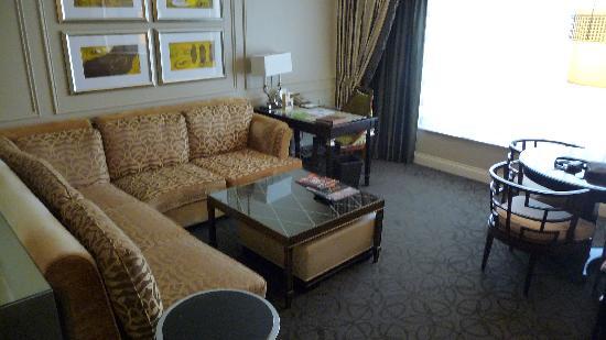 โรงแรมเวเนเชียน รีสอร์ท คาสิโน: le coin salon