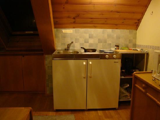 Gastehaus Weninger : Fully equiped kitchen