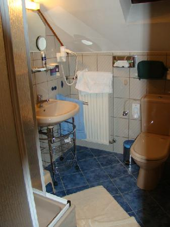 Gastehaus Weninger : Bathroom