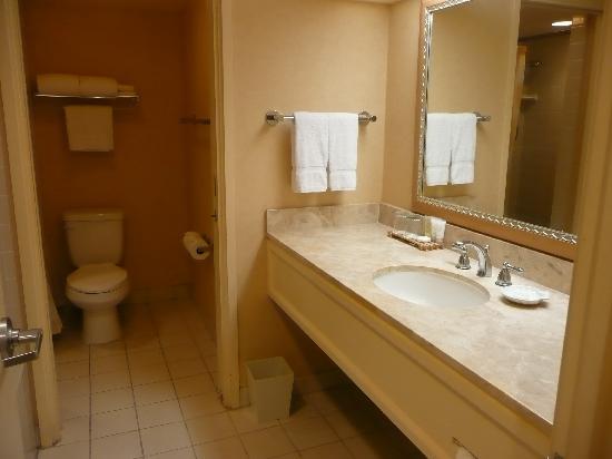 Ilikai Hotel & Luxury Suites: Bathroom